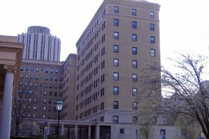 Amos Hall picture
